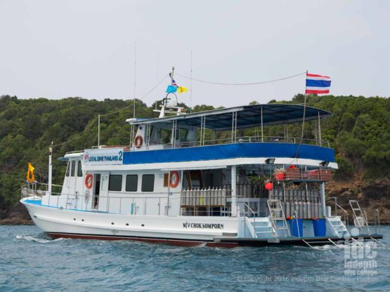 Indepth Phuket Scuba Diving Phuket Dive Tour Boat 2