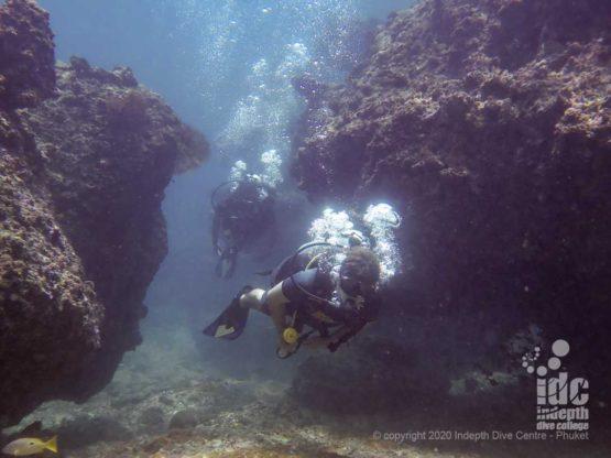 Murma Liveaboard Dive Sites - Scuba diving at Stewart Island