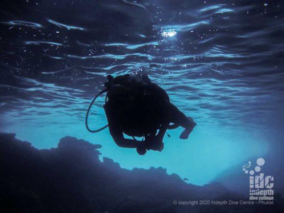 Diving Western Rock Myanmar