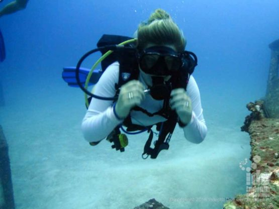 Join indepth dive centre for some wreck diving at Racha Yai Bay 1