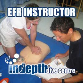 Become an EFR Instructor with Indepth on Phuket