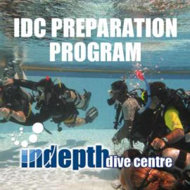 PADI IDC Prep – Indepth Dive Centre Phuket