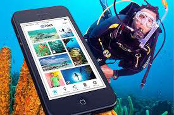 PADI Touch Products can be purchased from Indepth Dive Centre TODAY