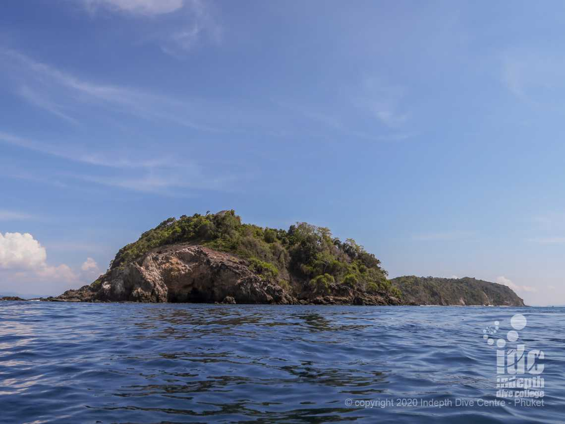 Mai Thon Dive Site is a nearby Phuket scuba diving Site
