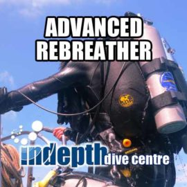PADI Advanced Rebreather Course – Indepth Dive Phuket