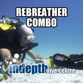 Take your Rebreather Course on Phuket with the Poseidon Se7en