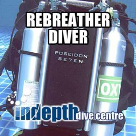 PADI Rebreather Diver Course – Indepth Dive Centre Phuket