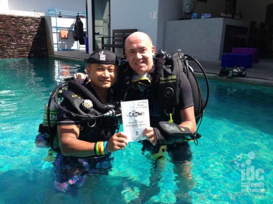 Join us at Indepth Dive Centre for a PADI Rebreather Instructor Course