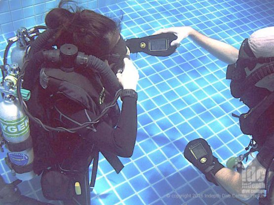 Poseidon Se7en PADI Rebreather Diver Course Phuket Thailand
