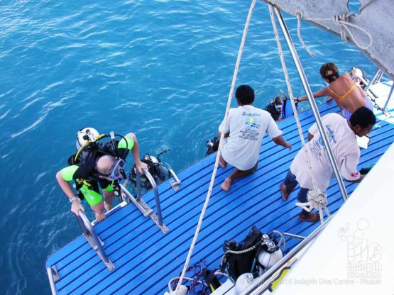 Dive The Similans on a Liveaboard Safari