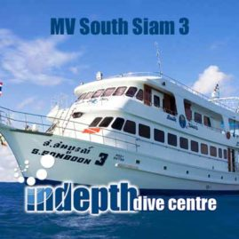 SSD3 Similans Liveaboards – Indepth Dive Centre Phuket