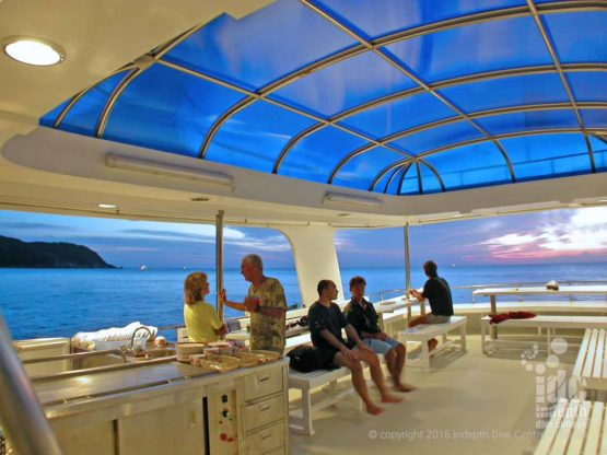 Phuket Similans Liveaboards with Indeph Dive Centre