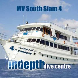 SSD4 Richelieu Rock Liveaboard – Indepth Dive Phuket