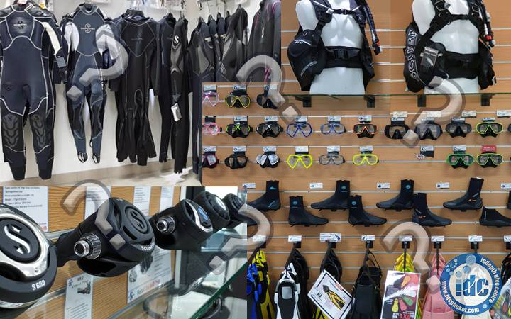 choosing Dive Equipment can be overwhelming with many possibilities of brands, makes and models.
