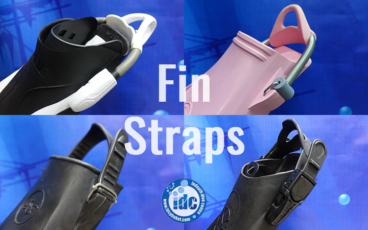 Diving Fin Strap Types