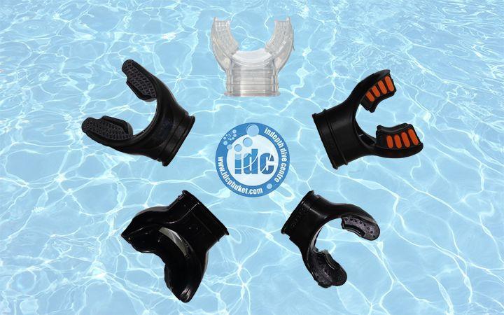 Snorkel mouthpieces