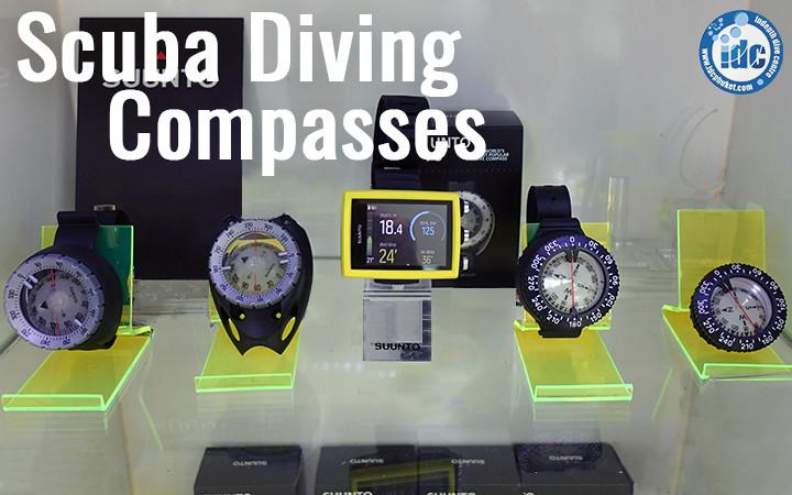 Scuba Compasses