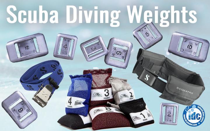 Scuba Diving Weights